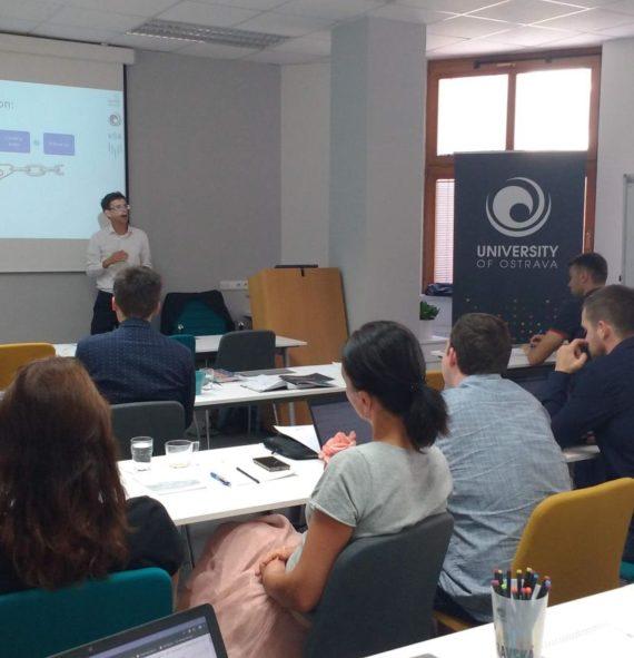 SEO & Analytics workshop at University of Ostrava