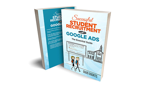 Successful student recruitment with Google Ads